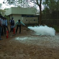 Fire Fighting Demostration